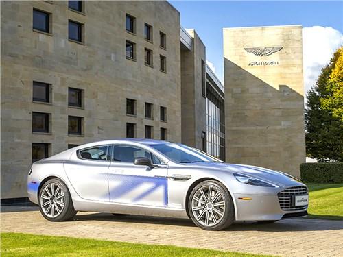 Aston Martin на батарейках
