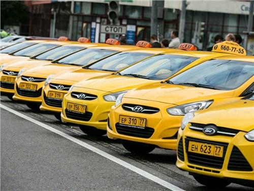 Таксистов заставят отчитываться о своем местоположении