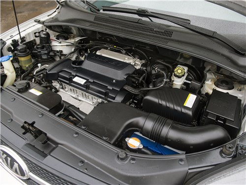 KIA Sportage 2009 двигатель