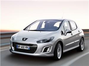 Премьера Peugeot 308 состоится в Германии