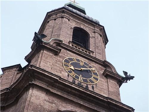 «Бьют часы на старой башне» – в Инсбруке это не метафора, а реальность