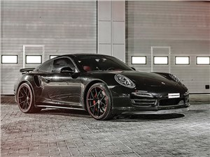 PP-Performance / Porsche 911 Turbo вид спереди