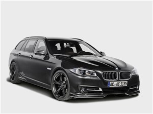 AC Schnitzer / BMW 5 Series facelift 2014 вид спереди