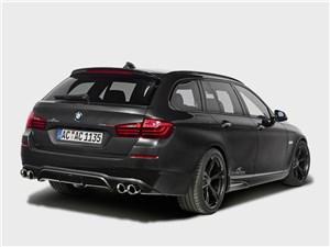 AC Schnitzer / BMW 5 Series facelift 2014 вид сзади