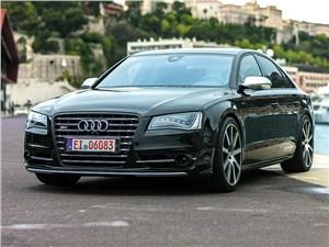 MTM / Audi S8 вид спереди