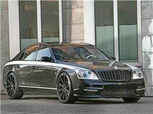 Knight Luxury / Maybach 57S вид спереди