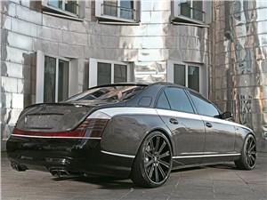 Knight Luxury / Maybach 57S вид сзади