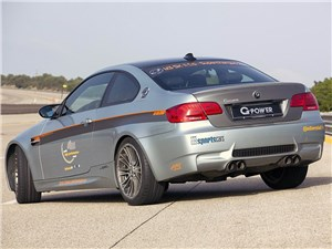 G-Power / BMW M3 2014 вид сзади
