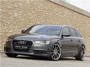 Senner Tuning / Audi A6 Avant вид спереди