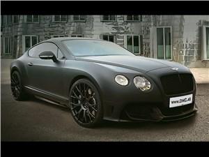 DMC / Bentley Continental GT вид спереди