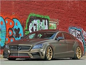 Fostla / Mercedes-Benz CLS вид спереди