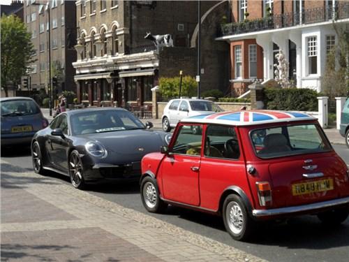 В Лондоне продолжают бороться с загрязнением воздуха за счет автомобилистов