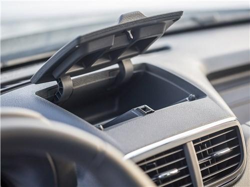 Nissan Terrano 2016 дополнительный ящик
