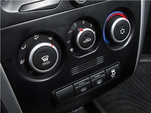 Datsun on-DO 2017 управление климатом