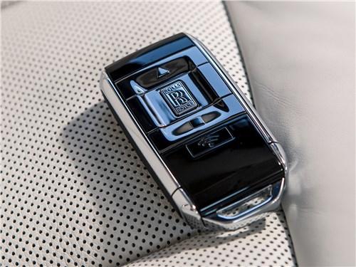 Rolls-Royce Phantom 2018 ключ