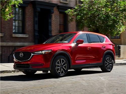 Доработанная Mazda CX-5 появилась с новым турбомотором