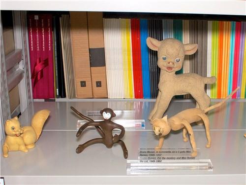 Знаменитые кот Мео Ромео, обезьянка Зизи и другие винтажные игрушки от Pirelli