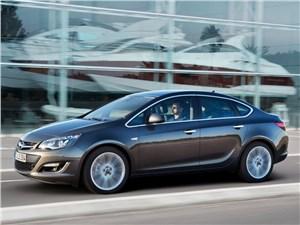 Современный Opel