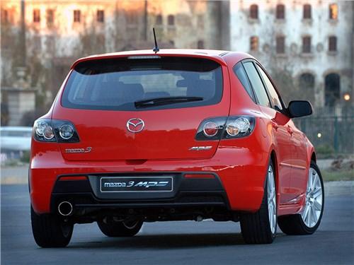 Новость про Mazda - Mazda отказывается от «заряженных» автомобилей