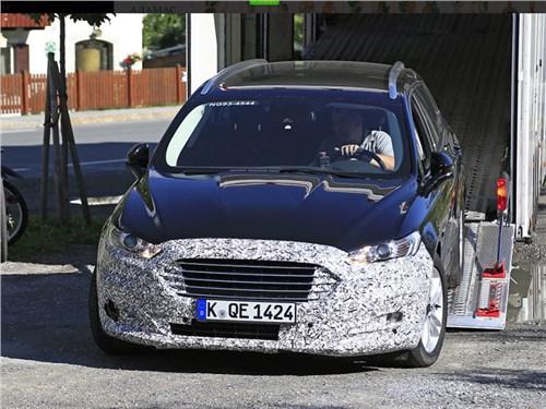 Ford Mondeo потеряет во внешности и приобретет в технике