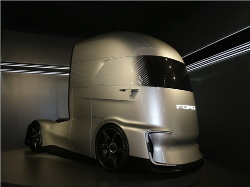 Концепт Ford F-Vision Future Truck