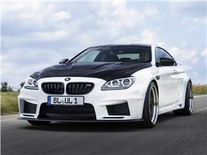 Lumma Design / BMW M6 2014 вид спереди