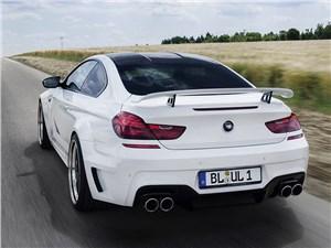Lumma Design / BMW M6 2014 вид сзади