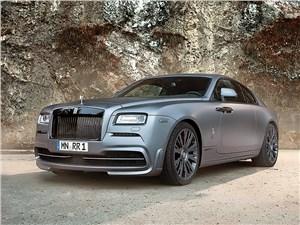 Novitec / Rolls-Royce Wraith вид спереди