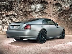 Novitec / Rolls-Royce Wraith вид сзади