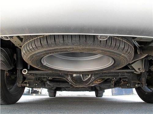 Предпросмотр hyundai н-1 2018 запасное колесо