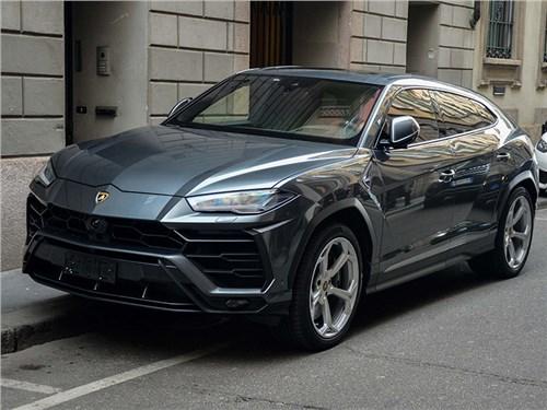 Lamborghini за зарплату