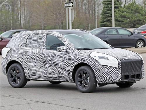 Новость про Ford Kuga - Ford Kuga