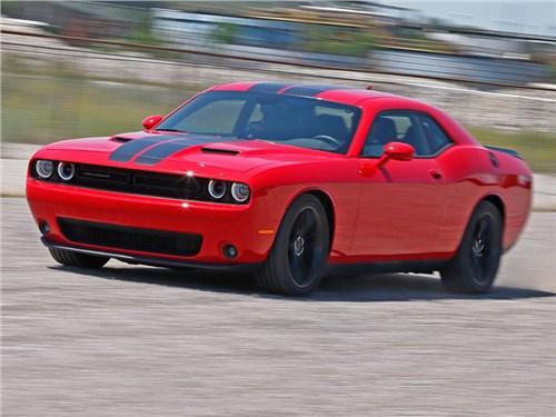 Новость про Dodge - Dodge Challenger