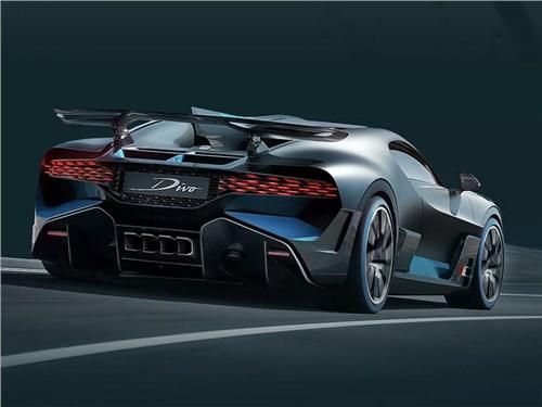 Новость про Bugatti - Bugatti продает тень от автомобиля