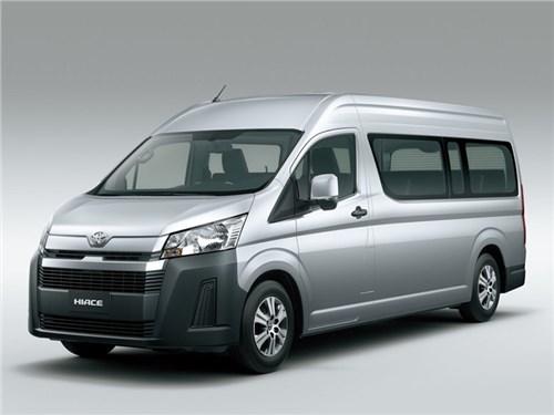 Новость про Toyota Hiace - Toyota Hiace