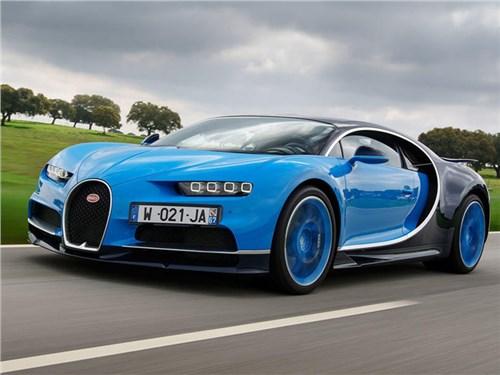 Bugatti голосует за доступность