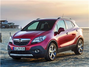 Количество желающих приобрести Opel Mokka перевалило за сто тысяч