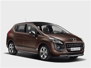 Peugeot 3008 – теперь в «арктической» версии