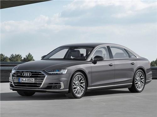 Флагманский седан Audi может стать электрическим