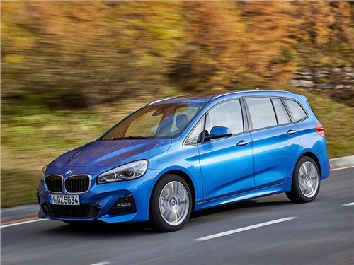 Новость про BMW 2 Series - BMW 2-Series Gran Tourer 2019