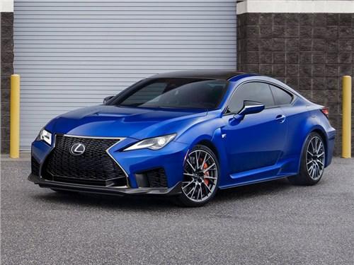Lexus RC Coupe будет основываться на шасси и двигателях Mazda