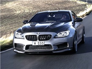 Manhart / BMW M6 2014 вид спереди