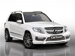 Carlsson / Mercedes-Benz GLK вид спереди