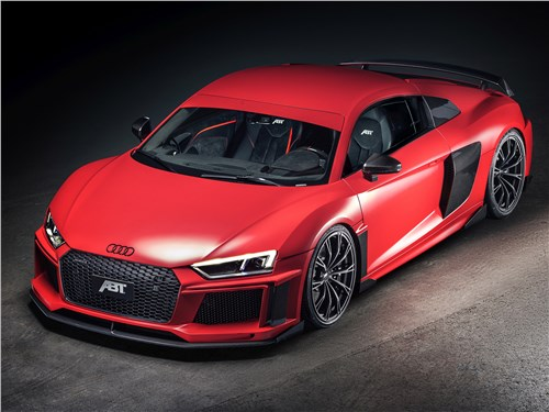 ABT Sportsline | Audi R8 V10 Plus вид спереди