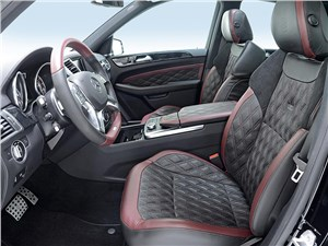 Brabus / Mercedes-Benz GL 63 AMG передние кресла
