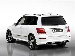 Carlsson / Mercedes-Benz GLK вид сзади