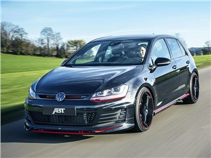 ABT / Volkswagen Golf GTI вид спереди