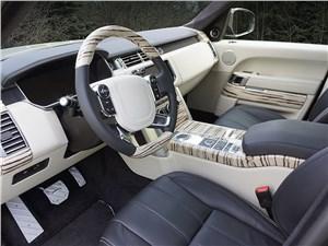 Mansory / Range Rover салон