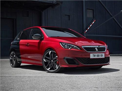 Peugeot приостановит производство 308 GTI