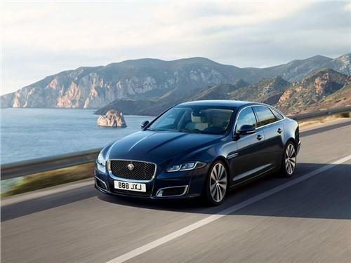 Jaguar подтвердил выпуск электрической версии нового XJ